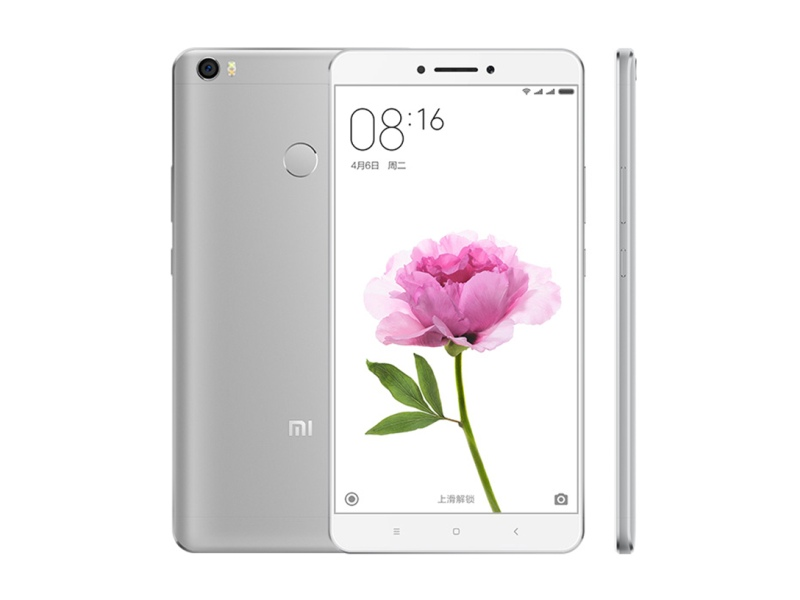 Xiaomi Mi Max hatalmas képernyővel