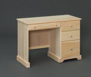 Fenyő íróasztal gyerekszobába?