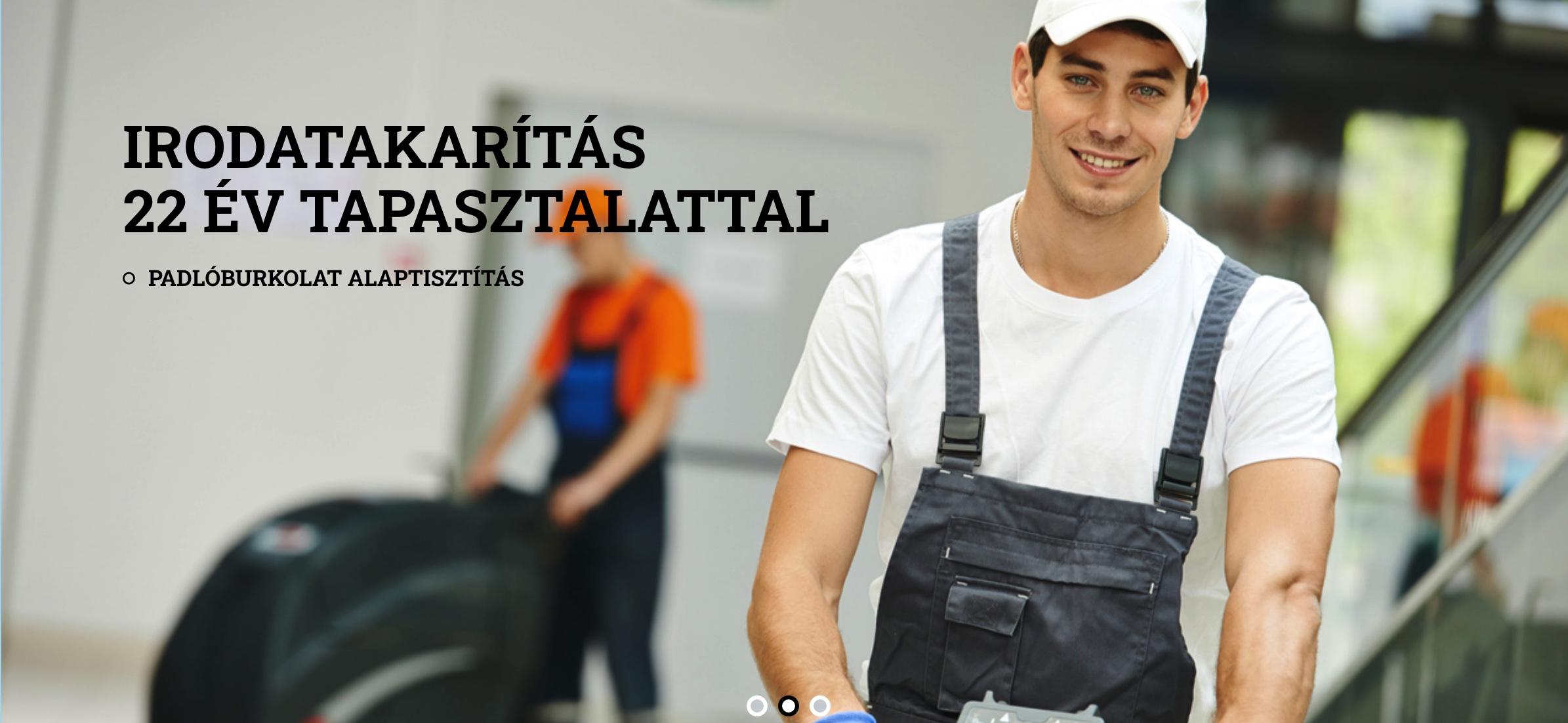 Irodák takarítása Budapesten kiváló szakemberekkel